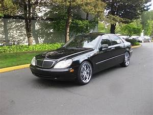 2001 Mercedes  Leather