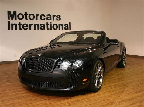 2018 Bentley Continental Supersports Isr