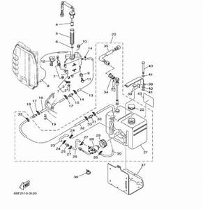 2001 Yamaha Hpdi Oil System Maintenance