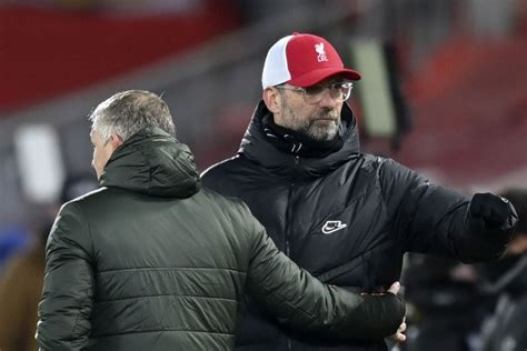 Liverpool 0-0 Manchester United: Anfield Stalemate Keeps ...