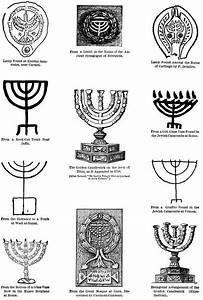 Meaning of jewish candlestick symbol - Logoblink.com