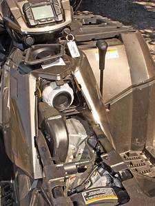 Polaris Sportsman 500 Fuel Filter Location