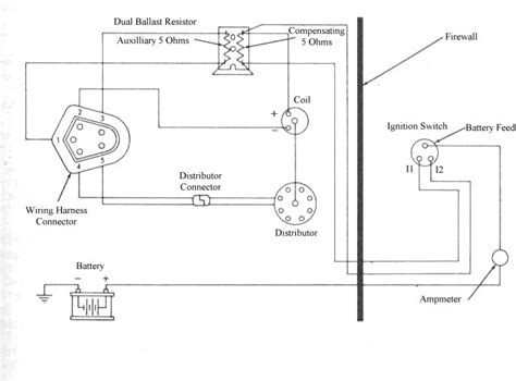 Mopar Point Ignition Wiring Diagram by Electronic Ignition Setup Ques Moparts Question And