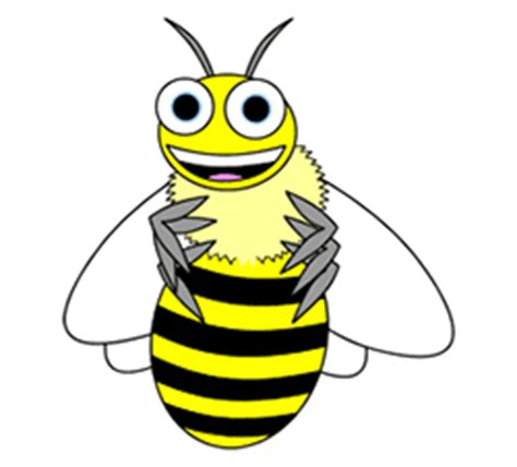 cartoon bee step  step drawing lesson