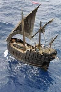 Notorious Caravel Sails Again