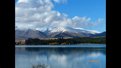 Lake Tekapo New Zealand Youtube