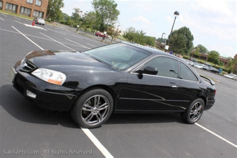 2001 acura cl type s project car phase i wheels tires
