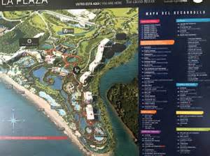 Grand Mayan Nuevo Vallarta Map