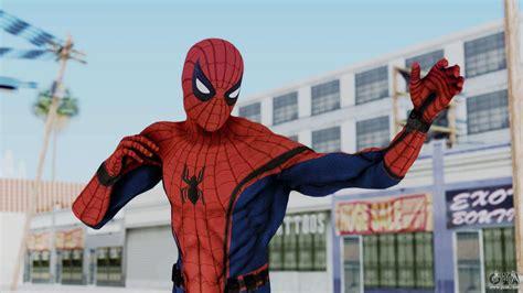 civil war spider man alt  gta san andreas
