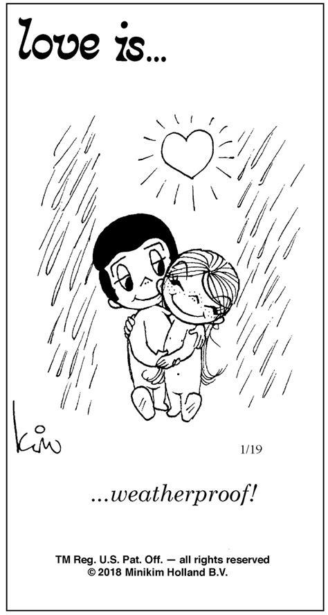 *love Is  Comic Panel  20180119cplisatif Tribune