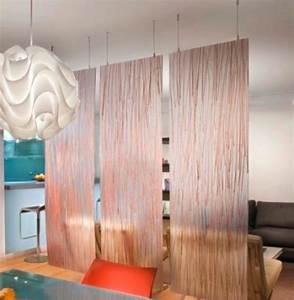 Ideen Für Trennwände : von oben nach unten 10 sch ne ideen f r gardinen als trennwand im innenraum wohnideen ~ Sanjose-hotels-ca.com Haus und Dekorationen
