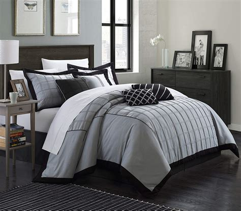 black pintuck comforter pintuck comforter sets ease bedding with style