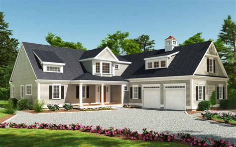 Cape Cod Home Plans Additions