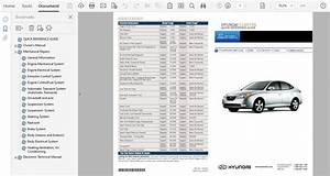 2008 Hyundai Elantra Repair Manual