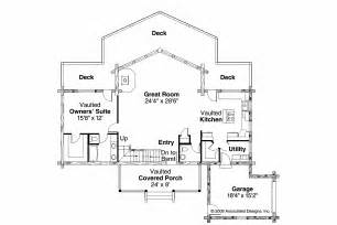 a frame house floor plans a frame house plans kodiak 30 697 associated designs