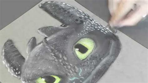 drawing toothless   train  dragon  rajz