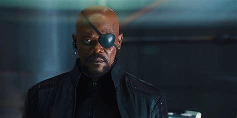 samuel  jackson wishes nick fury   black panther