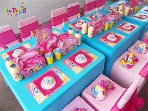disney princess themed tea party cape town  party