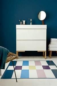 1000 images about retrospectives on pinterest thistles With couleur salle de bain bleu