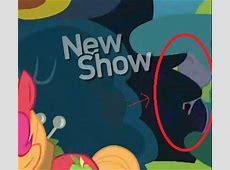 Slenderman in My Little Pony Friendship is Magic Pinkie