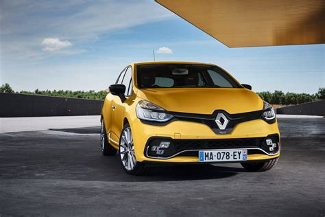 Review Renault Clio R S by 2018 Renault Clio R S 18 Top Speed