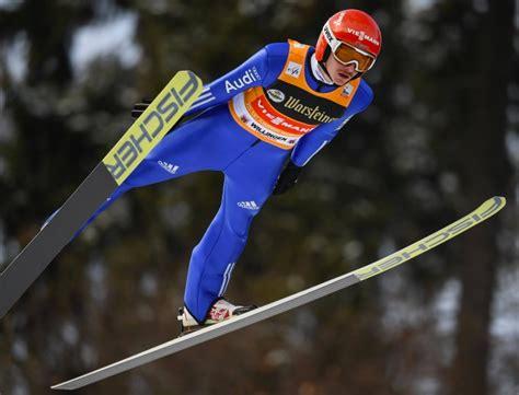 Auf den schweren sturz von tande folgen dramatische stunden. Skispringen in Willingen: Freitag wird Zweiter hinter Tande