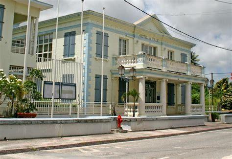 mairie port louis h 244 tel de ville port louis guadeloupe tourisme
