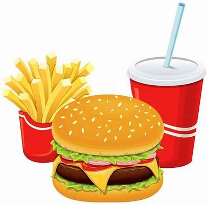 Hamburger Clipart Fries Cliparting Web Cliparts Load