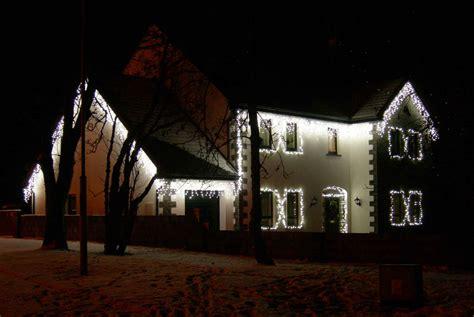Ideen Zur Haus Weihnachtsbeleuchtung