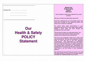health and safety policy template for small business gallery template design ideas