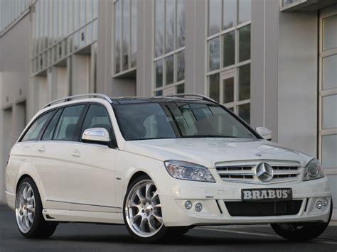 Modifikasi Mercedes C Class Estate by Brabus Mercedes C Class Estate Car Tuning