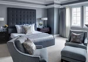 Photo deco chambre adulte ton gris deco maison moderne for Deco chambre adulte gris
