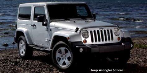 jeep wrangler sahara  review jeep sa