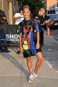 Style File  Jada Pinkett Smith Keeps Shining On