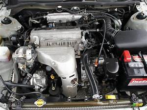 2001 Toyota Camry Le 2 2 Liter Dohc 16
