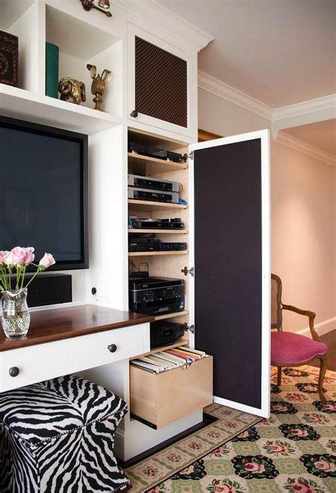 built in tv cabinet built in tv cabinets with mesh metal grille doors