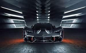 Wallpaper Lamborghini Terzo Millennio, 2019, HD