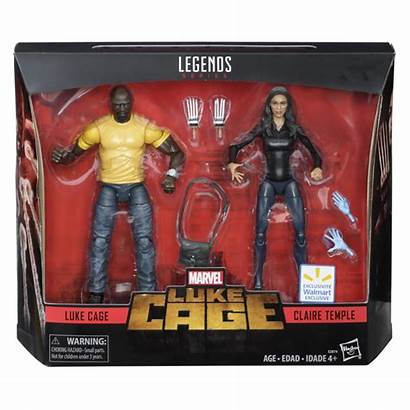 Marvel Legends Series Figures Pack Hasbro Luke