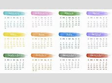 Školski kalendar za osnovne škole Vojvodine 20182019