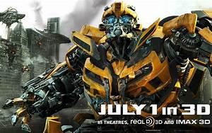 Transformers 3 Dark of the Moon Bumblebee Wallpapers - HD ...