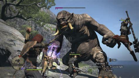 review dragons dogma dark arisen mystik belle  raid