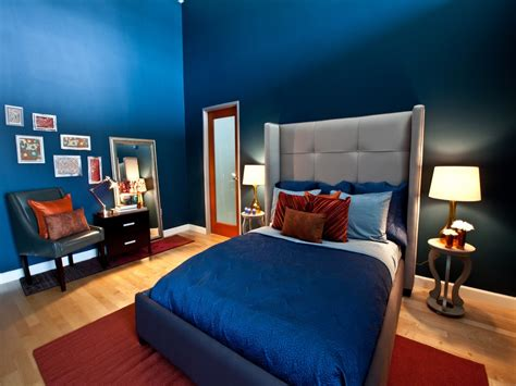 bed rooms  blue color  colors  bedrooms