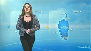 La météo Corse - du 2 /3 /4 décembre 2012 - YouTube