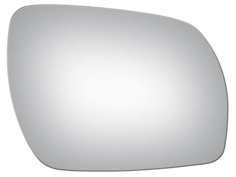 Passenger Side Drop Fit Convex Replacement Mirror Glass