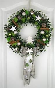Weihnachtskranz Für Tür : weihnachtskranz wei t rkranz wei winterkranz deko kranz weihnachten wandkranz navidad ~ Sanjose-hotels-ca.com Haus und Dekorationen