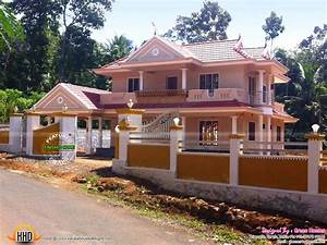February 2012 Kerala Home Design And Floor Plans 4