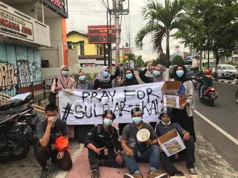 Aksi Galang Dana Relawan UAD di Sejumlah Titik Kota ...