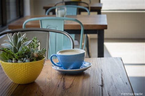 From delicate & vibrant single origins, to beautiful blends crafted to suit every palate. Cafe + Gallery Concept at the New Tertulia Coffee in Oakland | Focus:Snap:Eat
