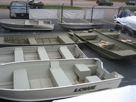 Sea Nymph Aluminum Jon Boats by Lowe Aluminum Row Boat And Jon Boat Sea Nymph By