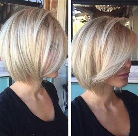 blonde bob hairstyles short hairstyles